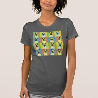 T-shirt Bruit-Art de bande dessinée de chat de Tonkinese