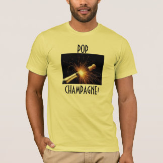 T-shirt Bruit Champagne
