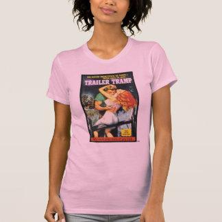 T-shirt Bruit de pas de remorque de DÉCHETS