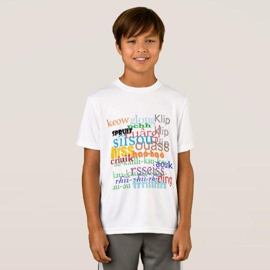 T-Shirt Bruits de la plage