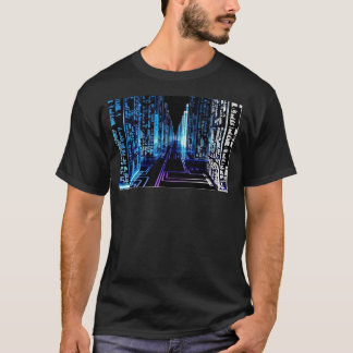 T-shirt Brûlure acide fraîche zéro