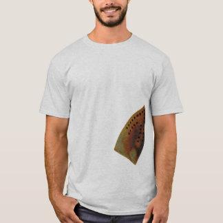 T-shirt Brûlure de fer
