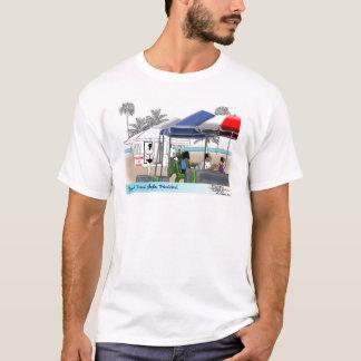 T-shirt Brunch sur la plage