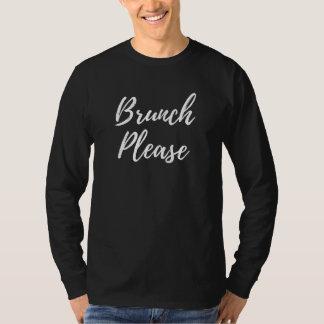 T-shirt Brunch svp