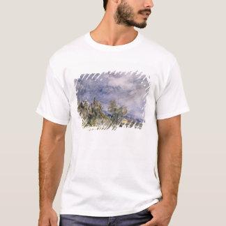 T-shirt Bruyère de Hampstead de la promenade bonne proche,