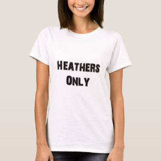 T-shirt Bruyères seulement