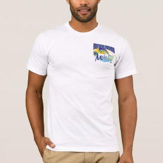 T-shirt BT406 - Pièce en t de margaritas de BadTuna