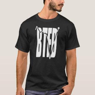 T-shirt BTFD (avec le graphique courant de diagramme)