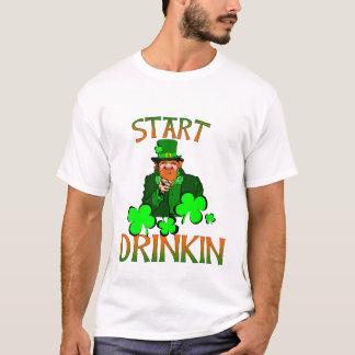 T-shirt bu de St Patty