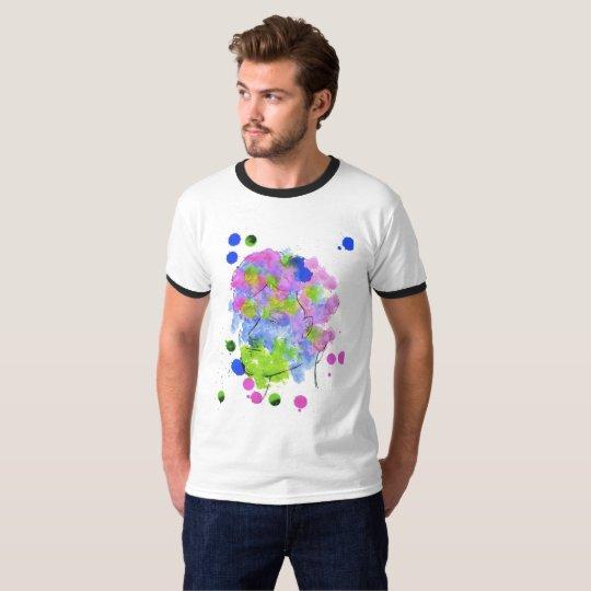 T-shirt bubblehead