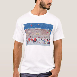 T-shirt Buckingham Palace Londres