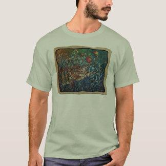 T-shirt Bucktl MUSQUÉ encadré