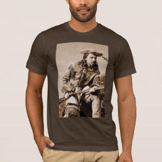 T-shirt Buffalo Bill Cody - Circa 1880