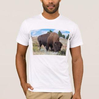 T-shirt Buffalo du Dakota du Sud