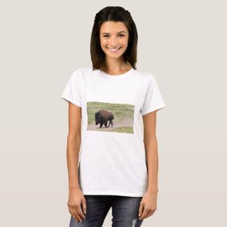 T-shirt Buffalo sur le mouvement, photographie