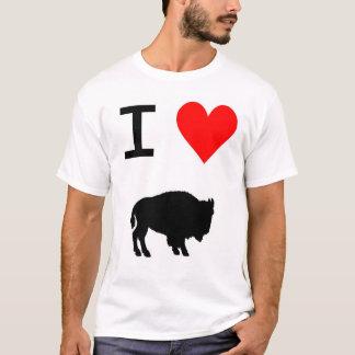 T-shirt buffle