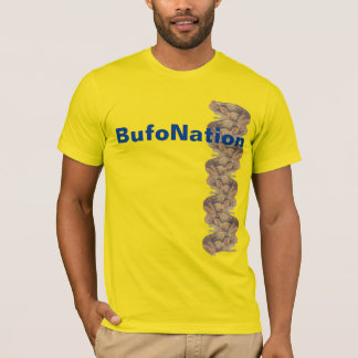 T-shirt BufoNation