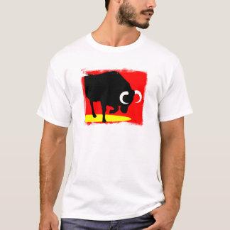 T-shirt Bull