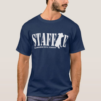 T-shirt Bull-terrier du Staffordshire - chemise de chiot