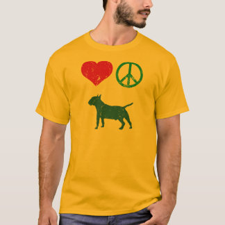 T-shirt Bull-terrier miniature