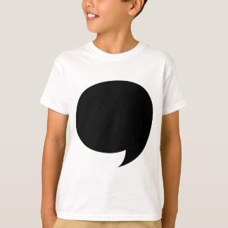 T-shirt Bulle comique de la parole