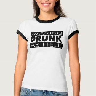 T-shirt Bulletin de renseignements BU par dames