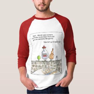 T-shirt Bungee de margarita !