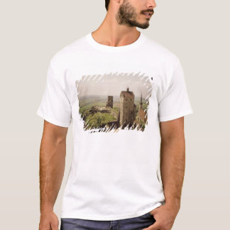 T-shirt Burg Stolpen, c.1100 construit