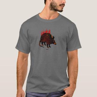 T-shirt Burnin Dillo