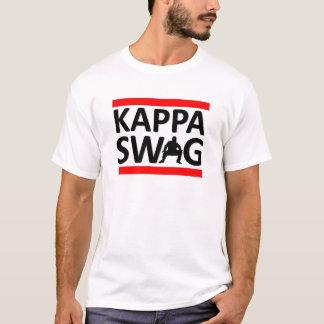 T-shirt Butin de Kappa (blanc)