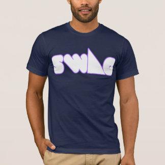 T-shirt Butin point-point de butin de point