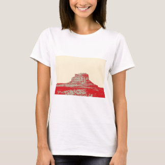 T-shirt Butte de Fajada