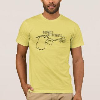 T-shirt Butternuts vilains
