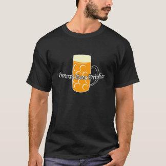T-shirt Buveur de bière allemand