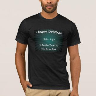 T-shirt Buveur lourd