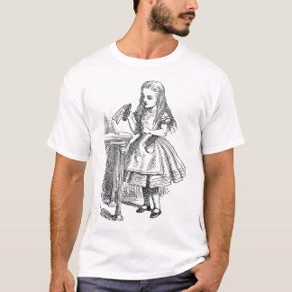 T-shirt Buvez-moi chemise