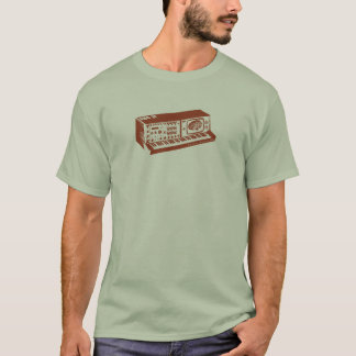T-shirt BWG-3T (brun)