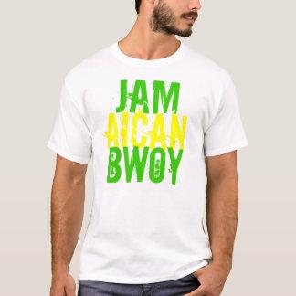 T-shirt Bwoy JAMAÏCAIN