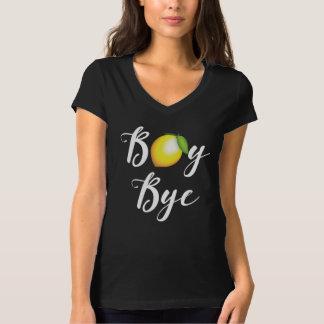 T-shirt Bye de garçon