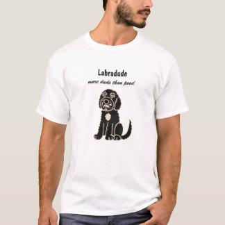 T-shirt C.A.T-shirt drôle de Labradoodle