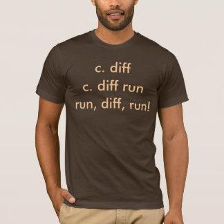T-shirt C. Diff Shirt - Clostridium difficile