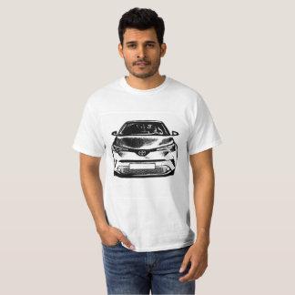 T-shirt C-HR passion hybride par la conception