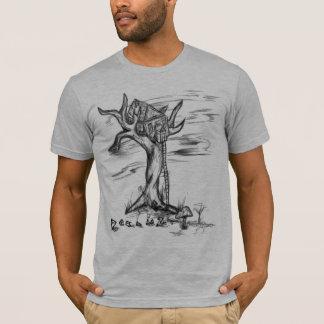T-shirt Cabane dans un arbre