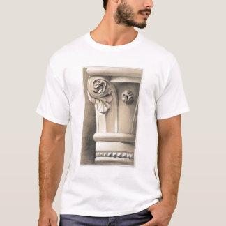 T-shirt Ca'Bernardo, capital des axes de fenêtre, de