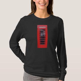 T-shirt Cabine téléphonique rouge de Londres