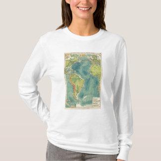 T-shirt Câbles atlantiques, stations sans fil