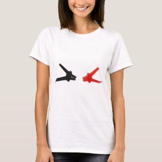 T-shirt Câbles de batterie