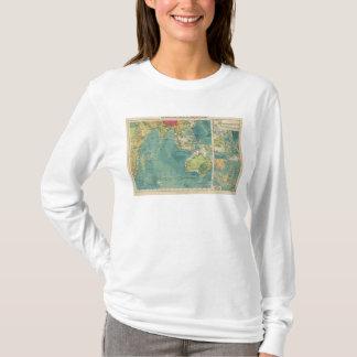 T-shirt Câbles de l'Océan Indien, stations sans fil
