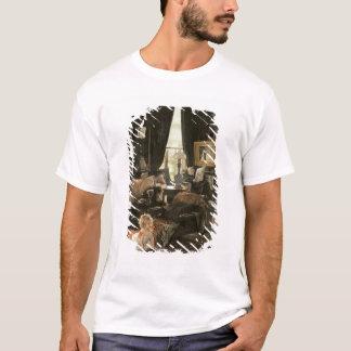 T-shirt Cache-cache, c.1880-82