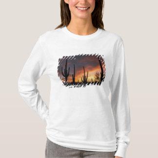 T-shirt cactus de saguaro, gigantea de Carnegiea, ensuite